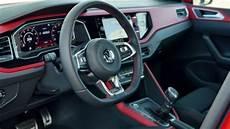polo 2018 interieur 2018 volkswagen polo gti interior