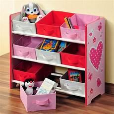 meuble rangement chambre bebe fille visuel 5