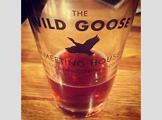 wild goose menu
