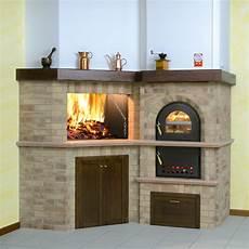 camini e forni a legna caminetto forno modello f 2006 dx outlet filottrani