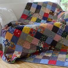 patchworkdecke aus stoffst 252 cken der g 228 ste patchworkdecke