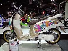 Scoopy Modif Retro by Foto Gambar Modifikasi Scoopy Fi Velg Ring 14 Atau 17