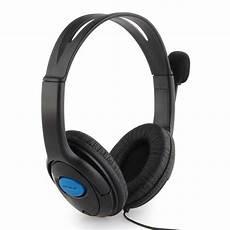 ear headset wired headset headphone headsets mic