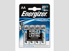 are energizer recharge batteries rechargeable