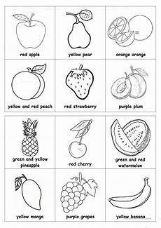 fruit bingo worksheet free esl printable worksheets made