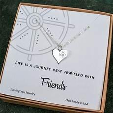 gifts for friends unique best friend gift friendship