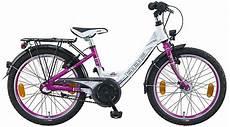 fahrrad mädchen 20 zoll 20 zoll kinderfahrrad bbf roamer 3 m 228 dchen wei 223