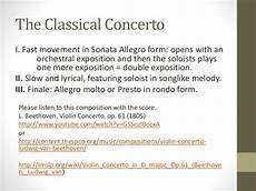 classical instrumental and chamber music