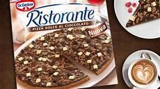 Dr Oetker Bringt Schokopizza Ins Tiefk 252 Hlregal De