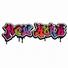 Stickers Graffiti New York Stickers Malin