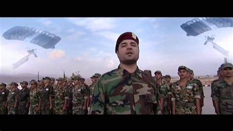 Ali Attar, Patriotic Song For The Syrian Arab Army