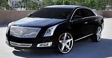only the cleanest cars with rims 2013 cadillac xts on 22