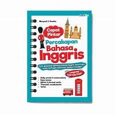Cepat Pintar Percakapan Bahasa Inggris Solusi Buku