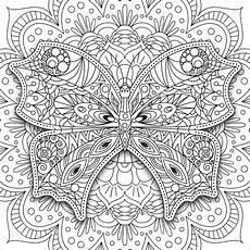 Schneeflocken Malvorlagen Ios Ausmalbilder Mandala Winter Tippsvorlage Info