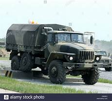 atmosphere russian army truck ural 4320 6 195 181 6