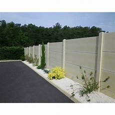 poteau cloture beton pas cher poteau rainur 233 en b 233 ton b 226 ti e leclerc