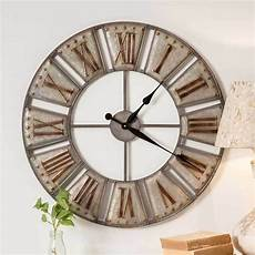 details about fixer upper style vintage big ben wall clock