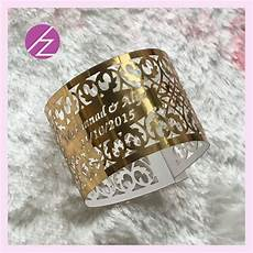 aliexpress com buy 100pcs lot wholesale cheap free logo free words napkin ring for wedding