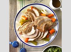 Pressure Cooker Italian Turkey Breast Recipe   Taste of Home