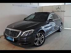 Mercedes Classe S Occasion 350 Executive 4matic 7g
