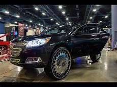 King Chevy Malibu On 30 Inch Dub Wheels In Hd