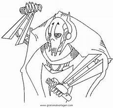 Malvorlagen Wars General Grievous General Grievous 5 Gratis Malvorlage In Science Fiction