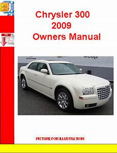 chrysler 300 2009 owners manual download manuals technical
