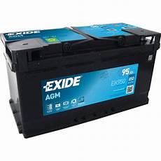 Exide Ek950 Agm Batterie Jetzt Bestellen