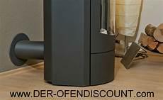 Kamin Ohne Rohr - kaminofen flexrohr 80mm schwarz externe luftzufuhr