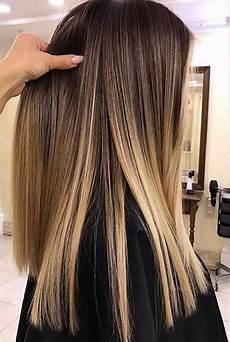 28 Ombre Frisuren Frisuren Glatte Haare Gerade