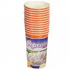 bicchieri per pop corn bicchieri 43gr distributori pop corn e kit di ricarica