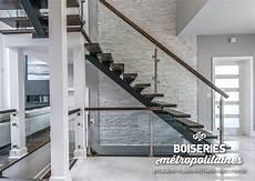escalier maison style moderne ventana