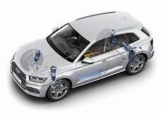 Adaptive Air Suspension Audi Mediacenter