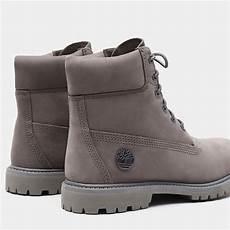 6 inch boot premium pour femme en gris timberland