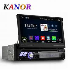 android autoradio 1 din android 5 1 1 single 1 din 7 universal car dvd