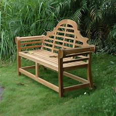 teak marlborough teak garden bench wayfair