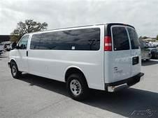 2010 Chevy Express G3500 Extended 15 Passenger Van