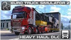 truck simulator 2 heavy haul dlc look