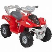 Kids Ride On ATV 6V Toy Quad Battery Power Electric 4
