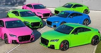 Lime Green Audi  Motaveracom