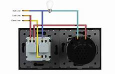 schaltung le schalter steckdose lichtschalter steckdose vl c701 11 vl c7c1eu 11 weiss