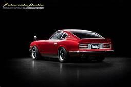 Red 240z  Autoscale Studio R246 1121 Nissan Fairlady 240Z