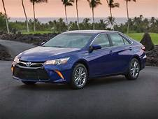 2017 Toyota Camry Hybrid Pictures Including Interior And