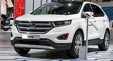 Ford Edge Debuts To Offer Europeans More Of What They Want