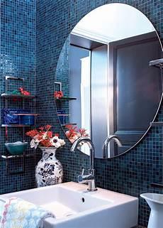 Salle De Bain Bleu Design