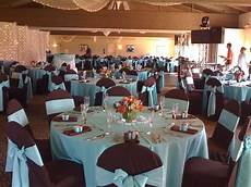 tiffany blue and brown wedding cupcakes baby blue and brown tables table decorations