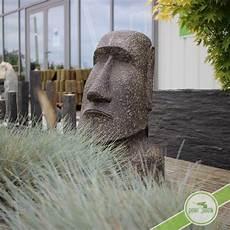 Statue Moai Pour D 233 Coration Zen Pour Jardin Point Jardin