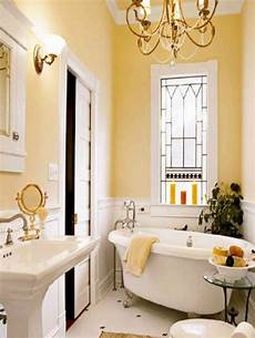 Small Bathroom Ideas Yellow by 25 Cool Yellow Bathroom Design Ideas Freshnist