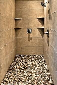 river rock bathroom ideas 19 master bath walk in shower for the home bathroom walk in shower shower faucet