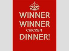 Karen Pedersen: Winner, Winner, Chicken Dinner